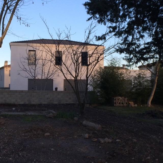 Construction maison neuve à la fare les oliviers
